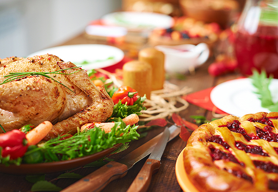 Food safety during the holidays